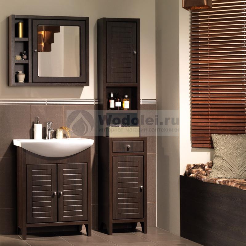 Мебель ванна венге Душевой поддон WeltWasser WW TR 90x90 см TRR90