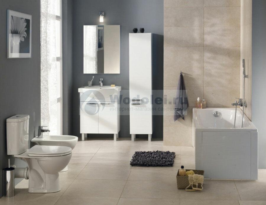 Сантехника для ванной комнаты ifo душевая стойка с длинным изливом