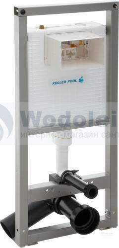 Фото Инсталляция Koller Pool WC Alcora ST1200
