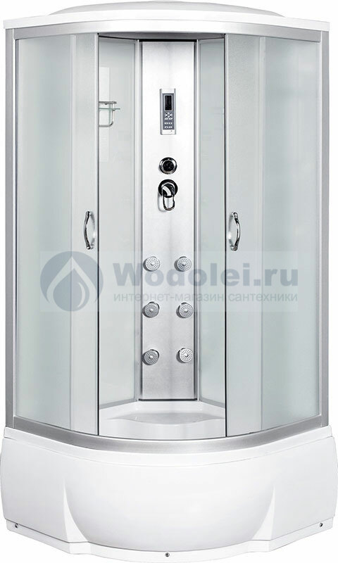 Фото Душевая кабина MirWell MR4708ТP-C3