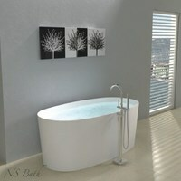 Ванна NS Bath NSB-15800