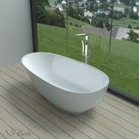 Ванна NS Bath NSB-16801