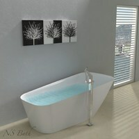 Ванна NS Bath NSB-17830