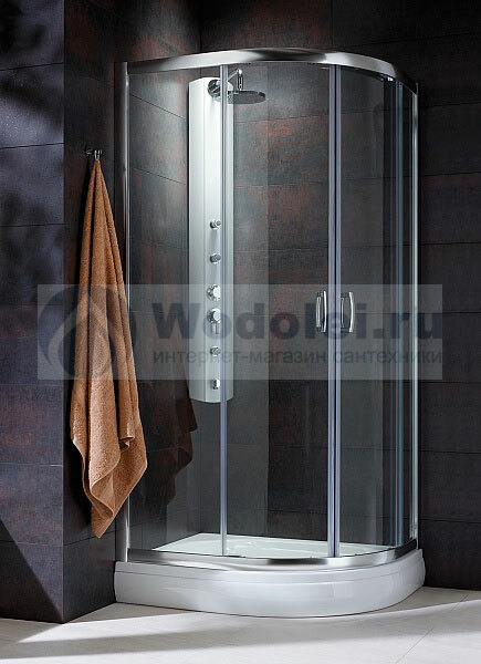 Фото Душевой уголок Radaway Premium Plus E190 90x80 transparent