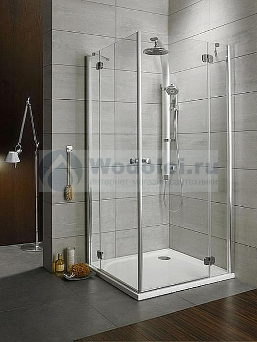 Фото Душевой уголок Radaway Torrenta KDD 75x90 transparent R