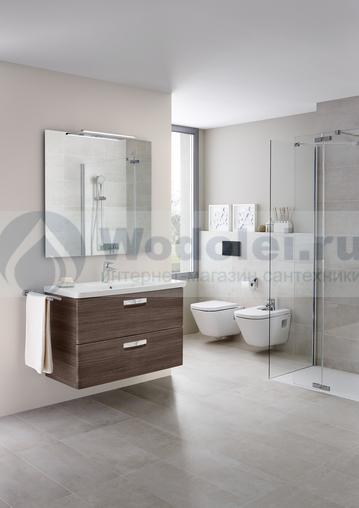 мебель для ванной Roca Gap 60 тиковое дерево цена 25637 руб купить