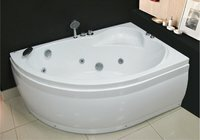 Royal Bath Alpine 160x100 R