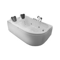 Royal Bath NORWAY 180x120 L