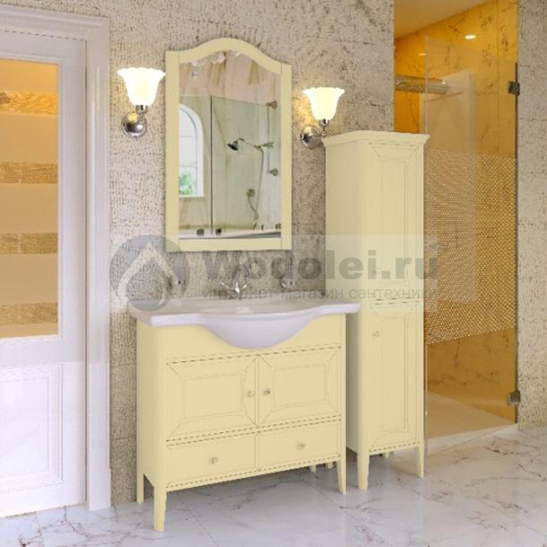 Аврора мебель для ванной ванные комнаты обставить